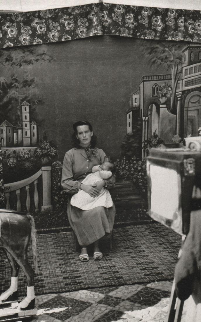 EDOUARD BOUBAT - Portugal, 1957
