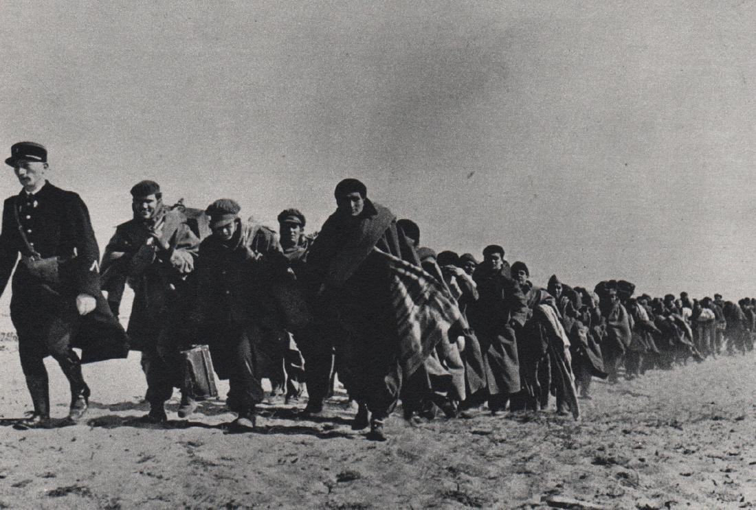 ROBERT CAPA - France, 1939
