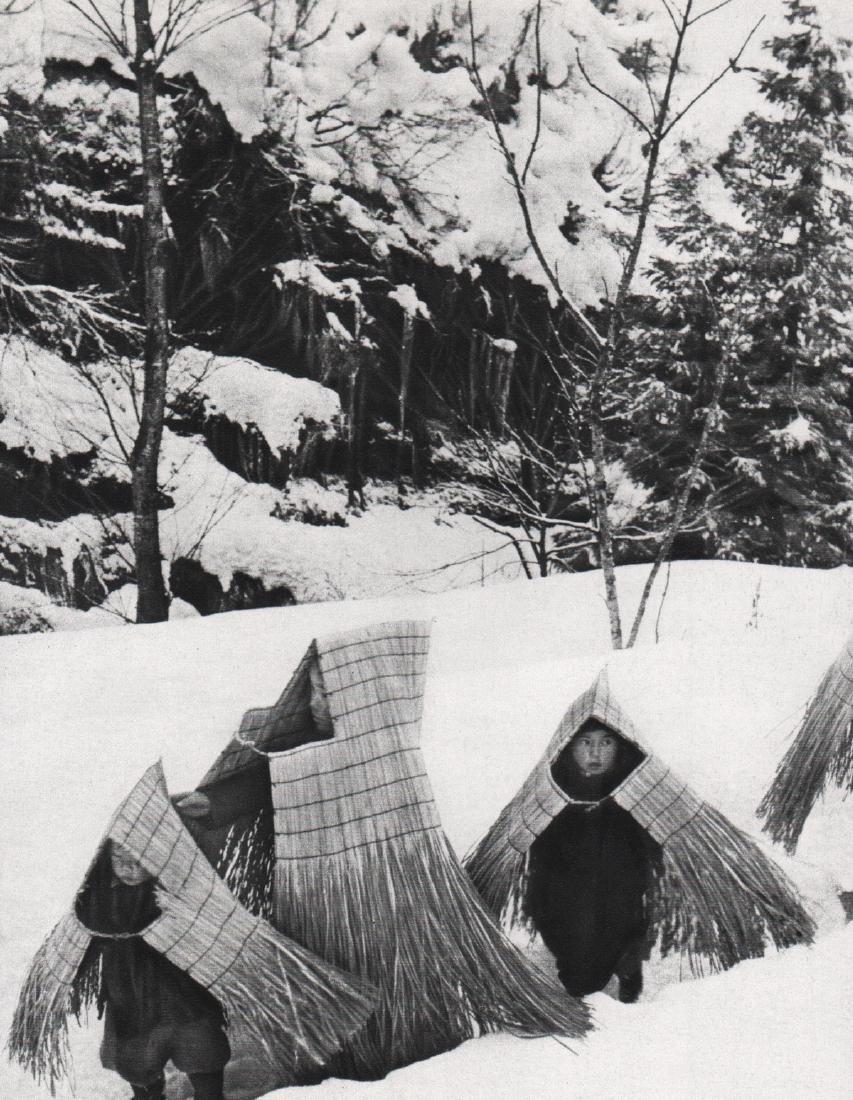 HIROSHI HAMAYA - Niigate, Japan, 1956