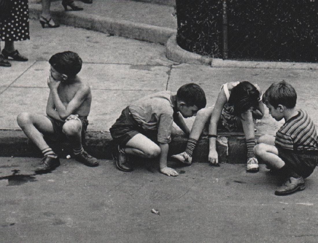 ANDRE KERTESZ - New York, 1939