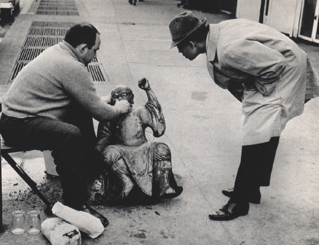 ANDRE KERTESZ - New York, 1959