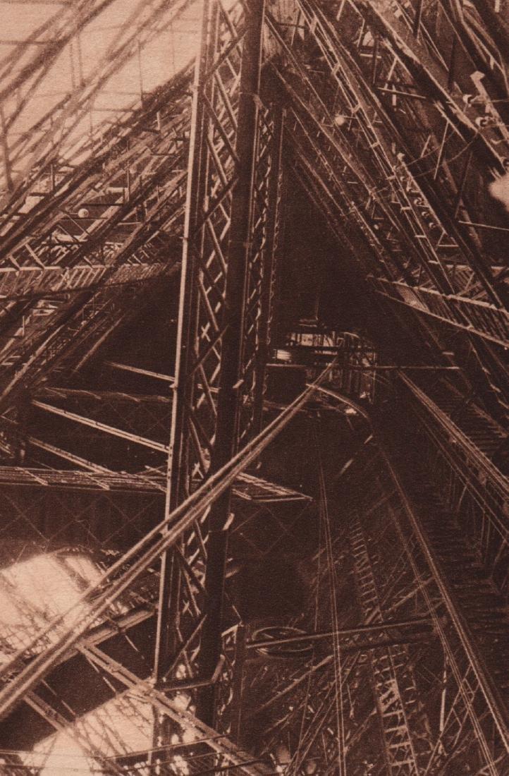 GERMAINE KRULL - Eiffel Tower