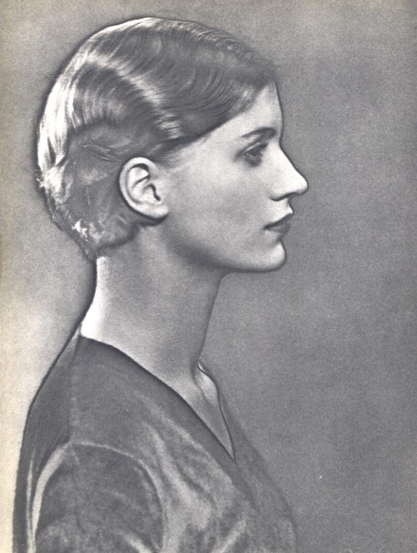 MAN RAY -  Lee Miller - Partial Solariztion