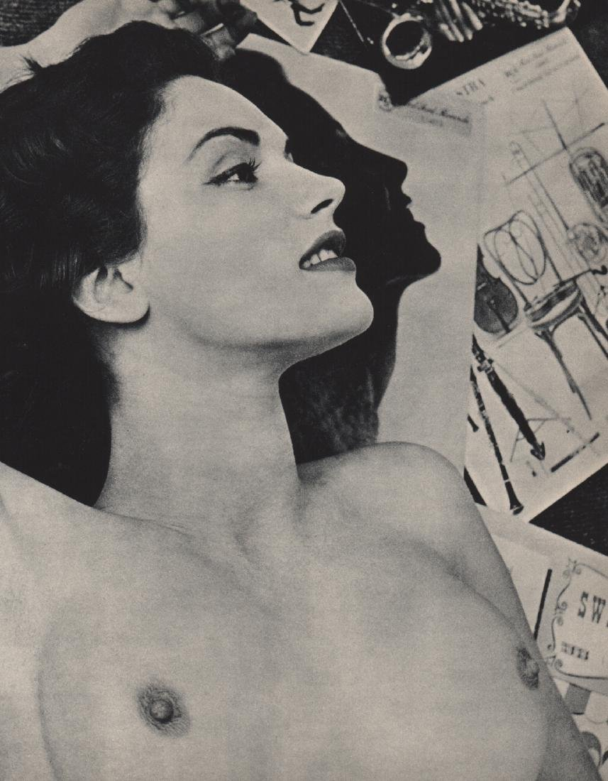 L. P. MULLUMBY - Nude