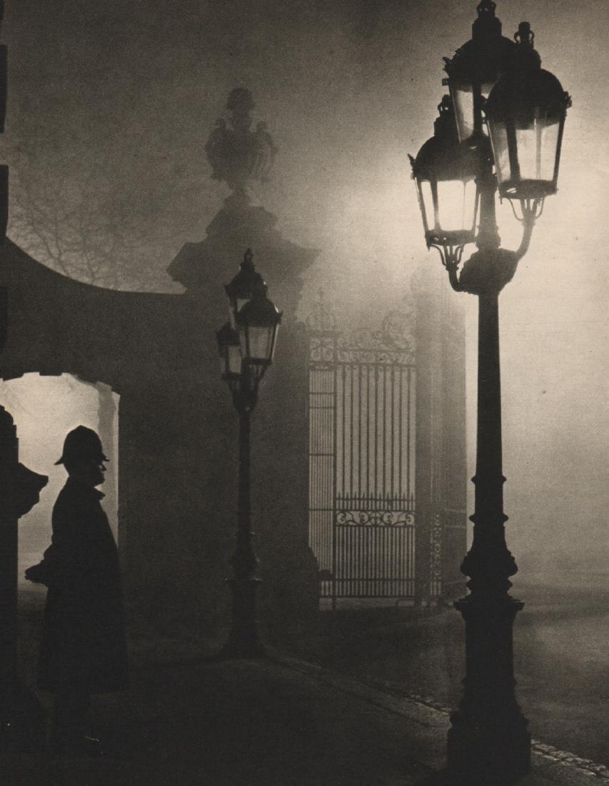 B. SAIDMAN - Fog at Scotland Yard