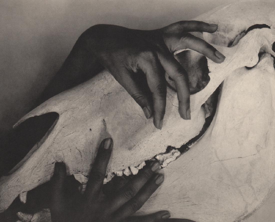 ALFRED STIEGLITZ - Georgia O'Keeffe 1930