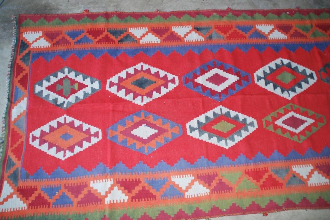Vintage Kilim Rug 8.3x3.3 - 2