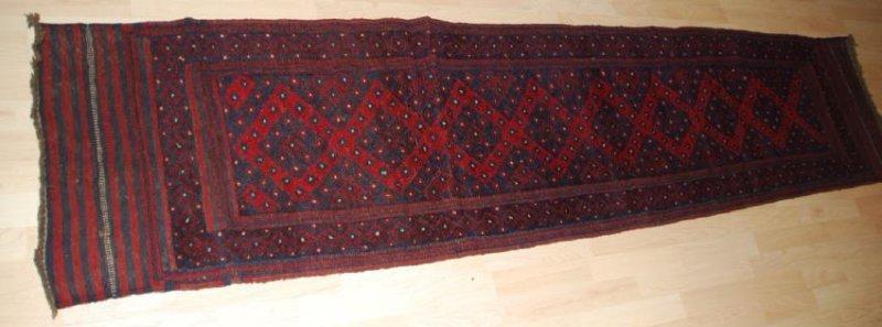 Herati Afghan Rug 8.3x1.9