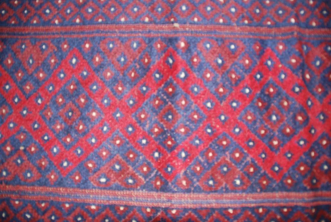 Herati Afghan Rug 8.3x1.9 - 3