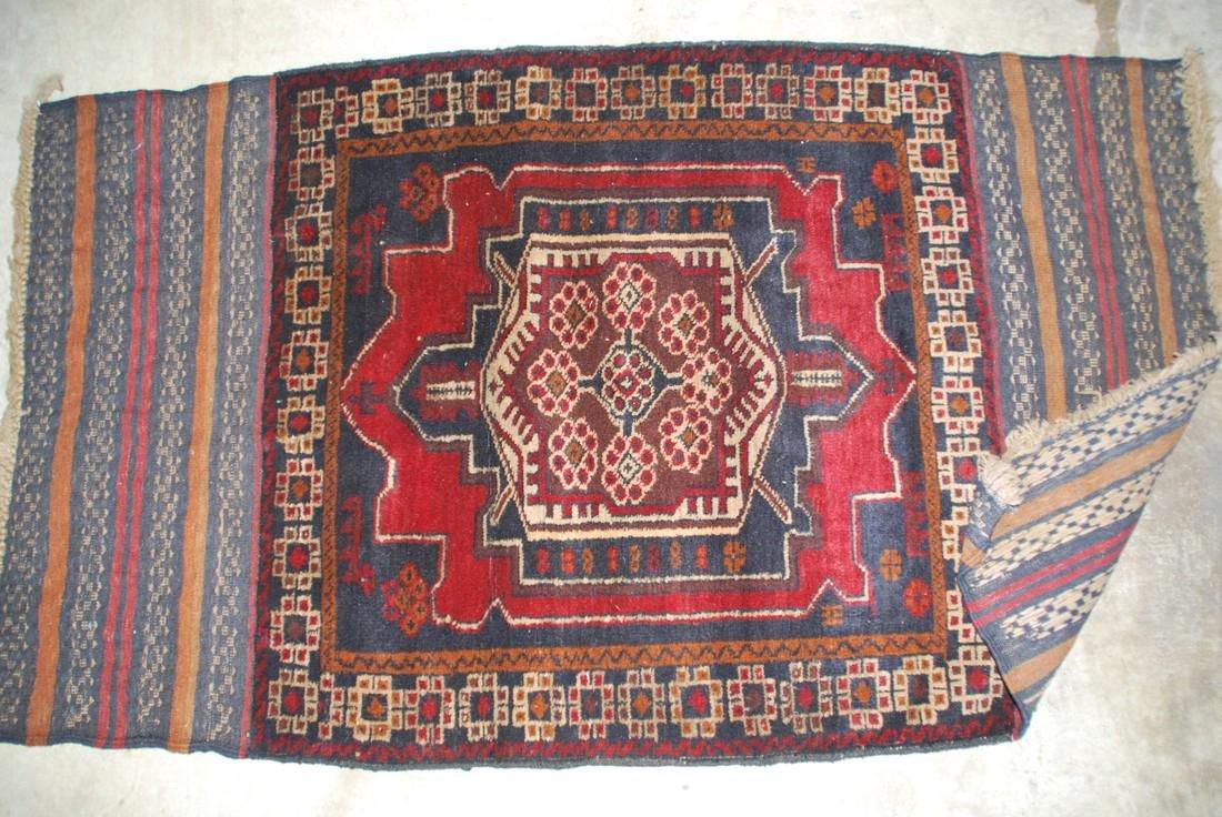 Herati Afghan Rug 4.7x2.5