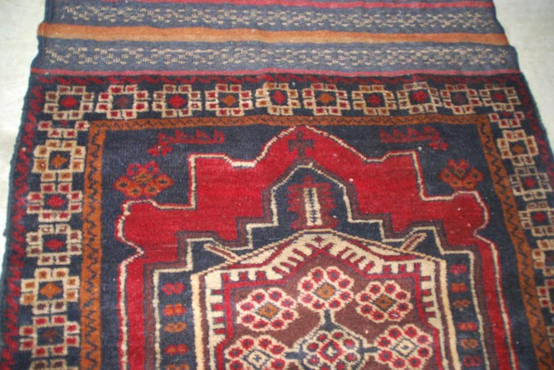Herati Afghan Rug 4.7x2.5 - 3