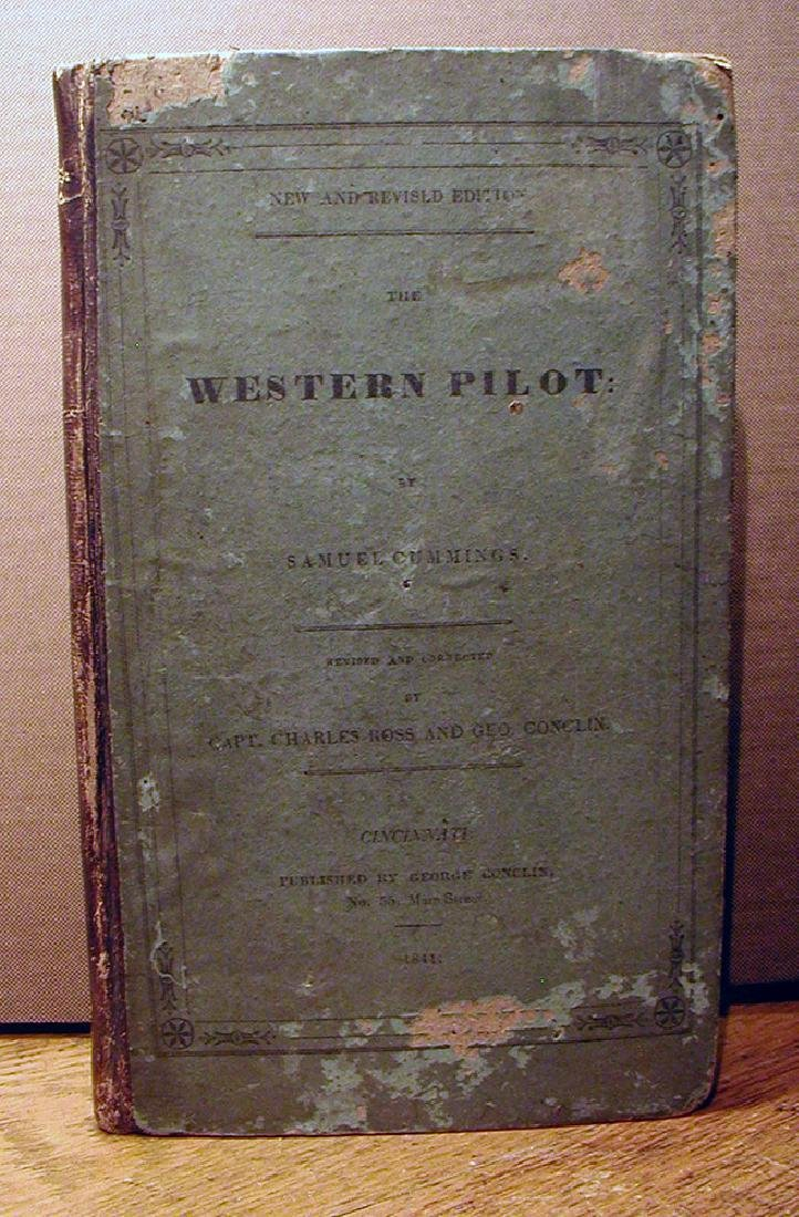 The Western Pilot by Samuel Cummings. 1841