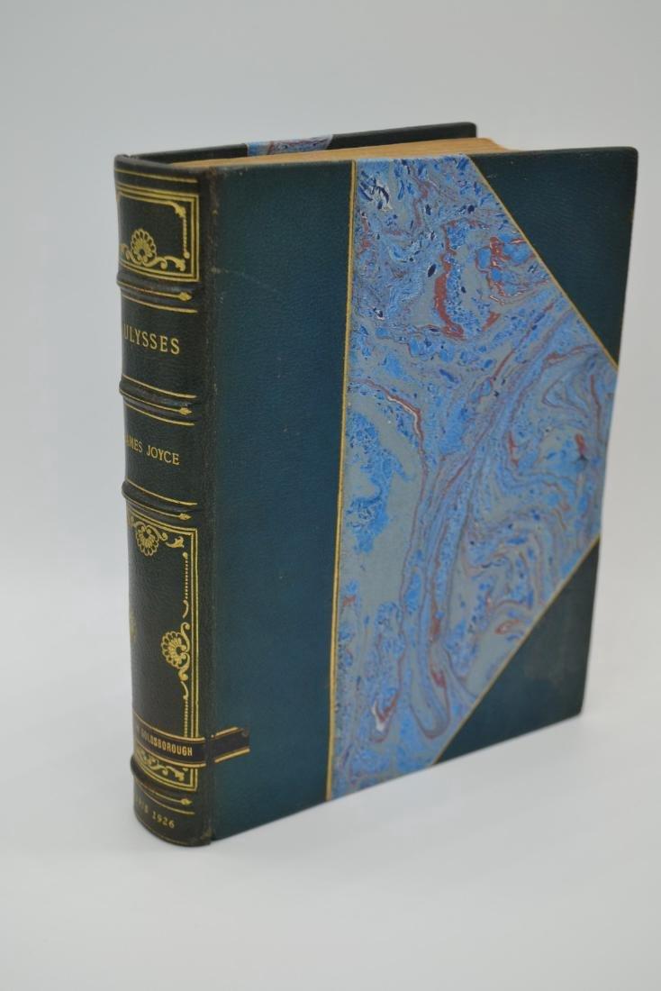 Ulysses James Joyce Shakespeare & Co, 1926 8th Printing