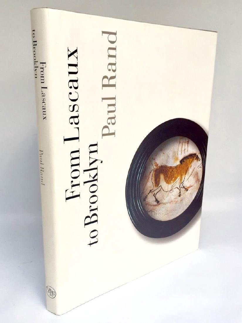 From Lascaux to Brooklyn Paul Rand First Edition