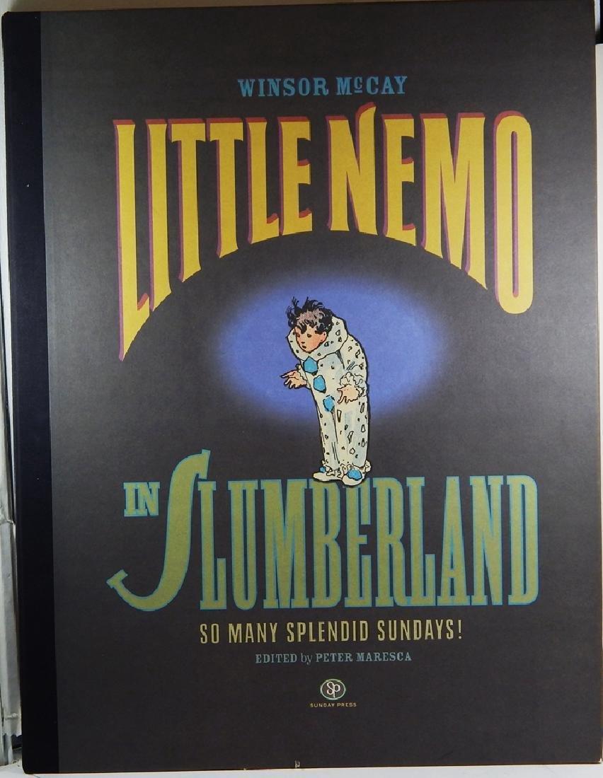 Little Nemo in Slumberland: So Many Splendid Sundays!