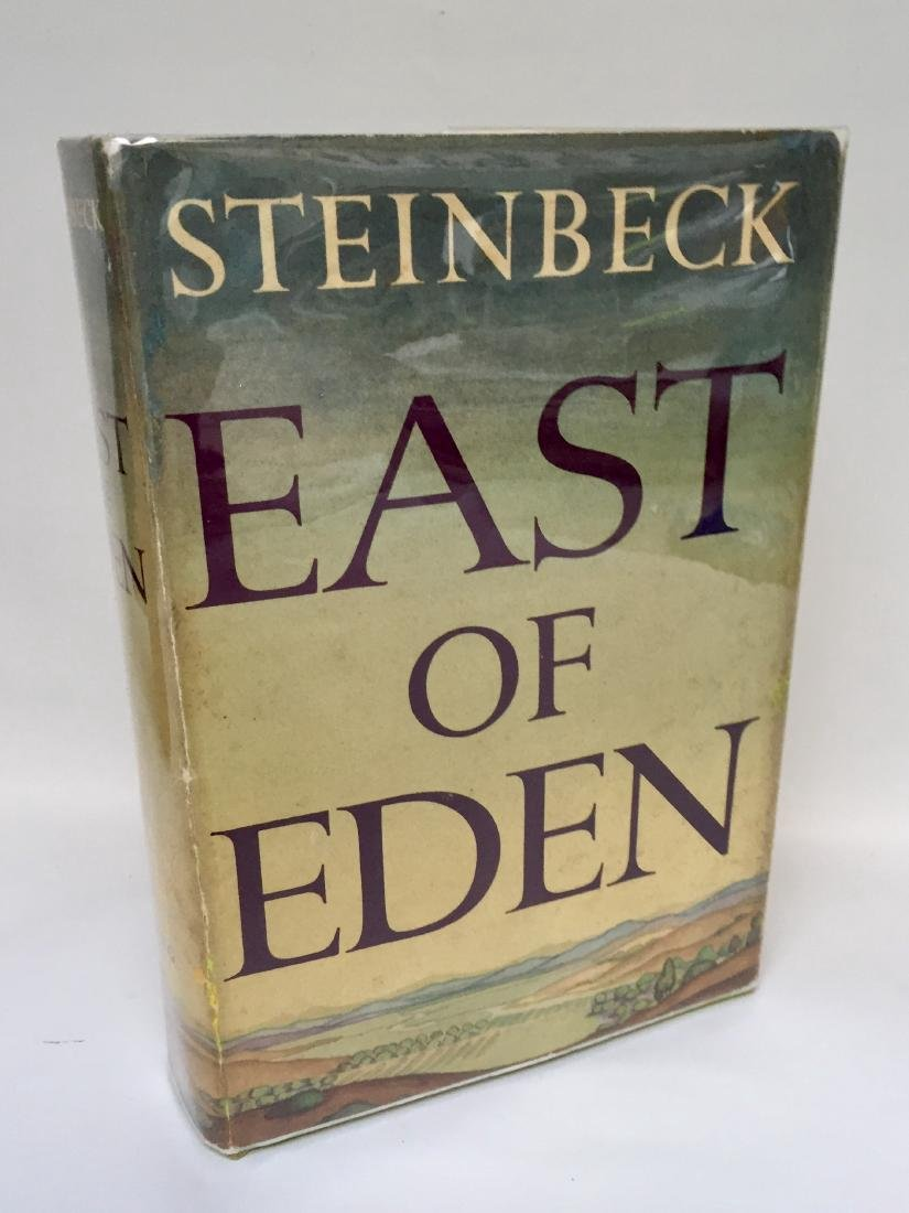 East of Eden by John Steinbeck First Edition 1952