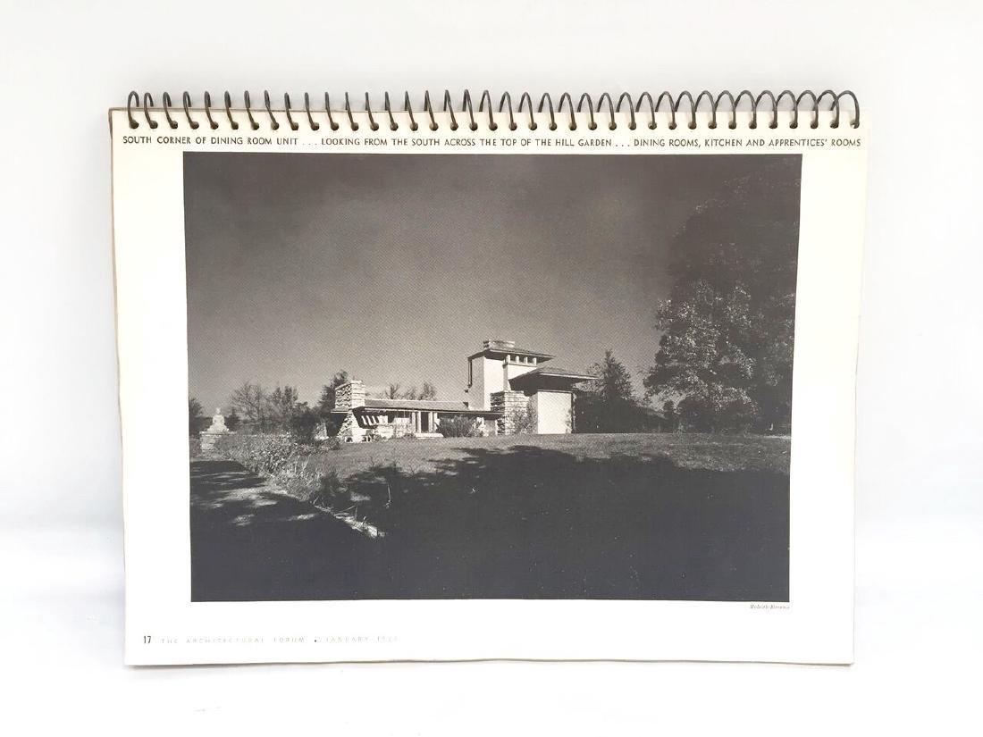 Architectural Forum 1938 Frank Lloyd Wright 1st Edition - 5