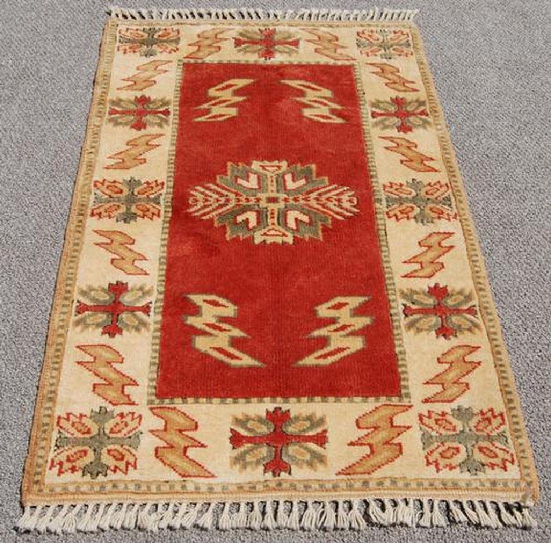 Hand Made Turkish Konya Rug 2.11x4.10