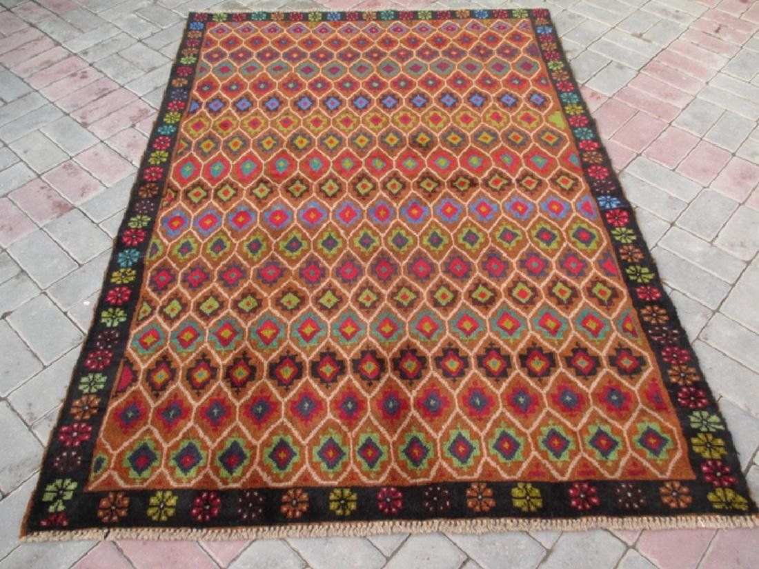 Contemporary Baluchi Rug 6.1x4.4