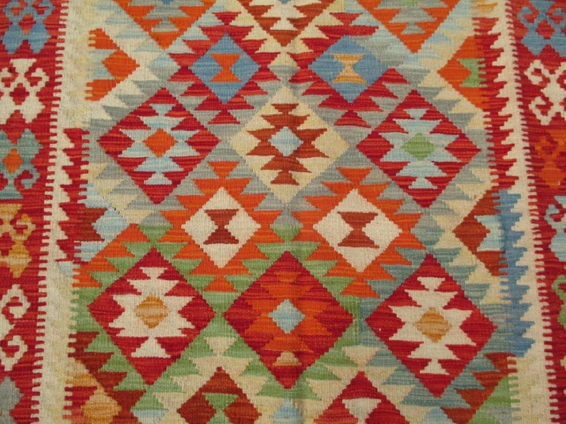 Quality Hand Woven Chobi Kilim Rug  6.5x5.2 - 3