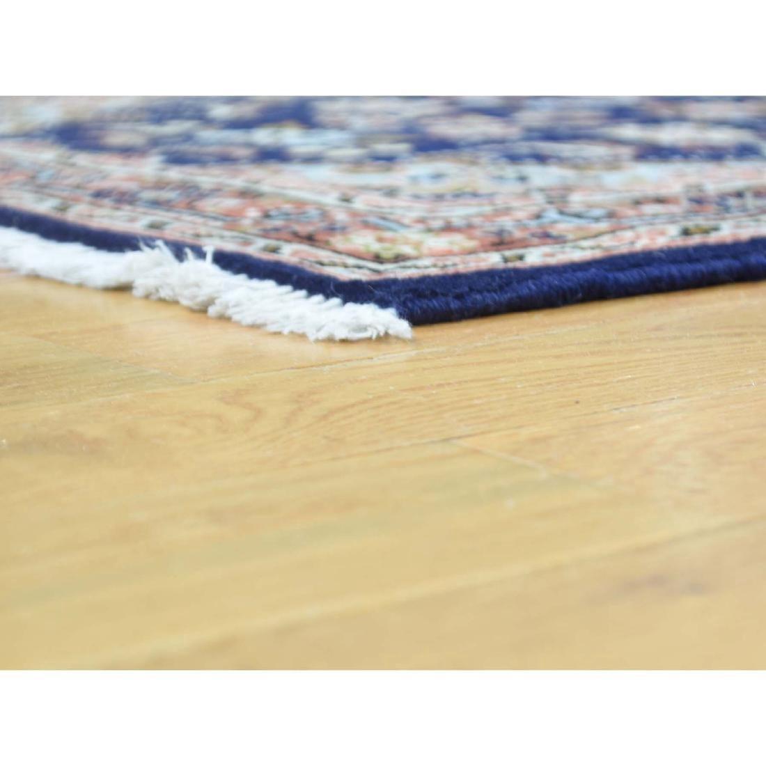 Handmade Persian Hamadan Runner Oriental Rug 2.8x10.2 - 5