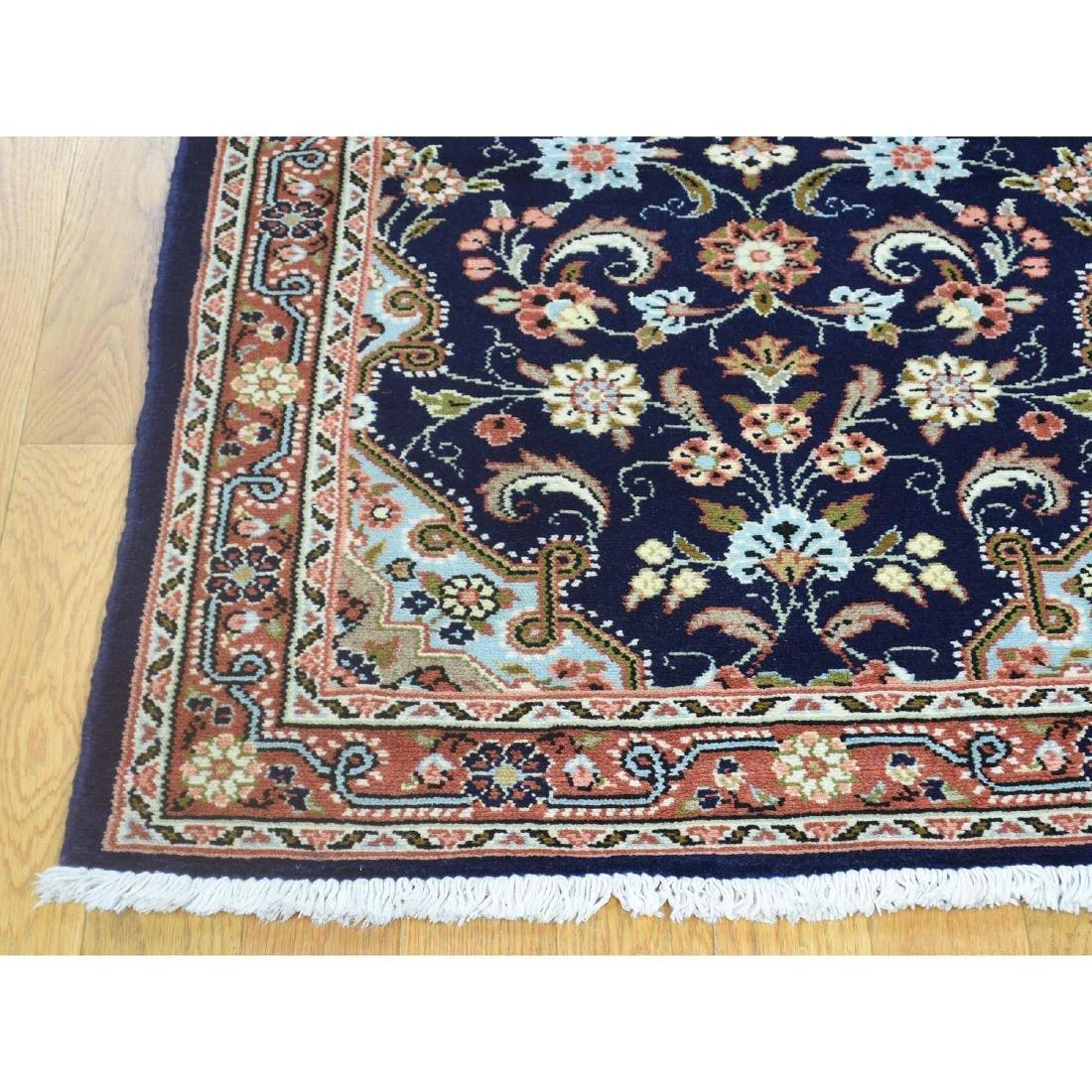 Handmade Persian Hamadan Runner Oriental Rug 2.8x10.2 - 6
