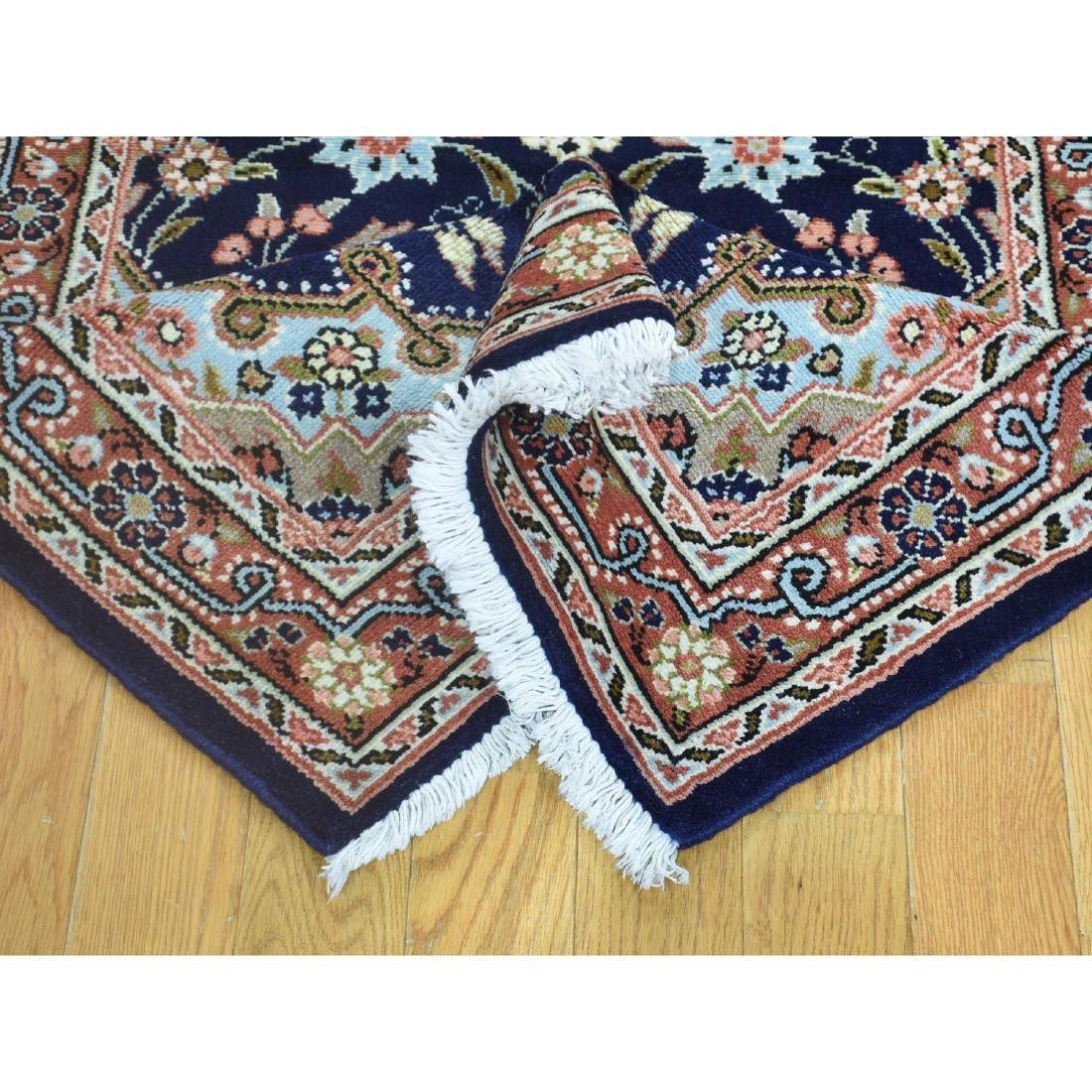 Handmade Persian Hamadan Runner Oriental Rug 2.8x10.2 - 7