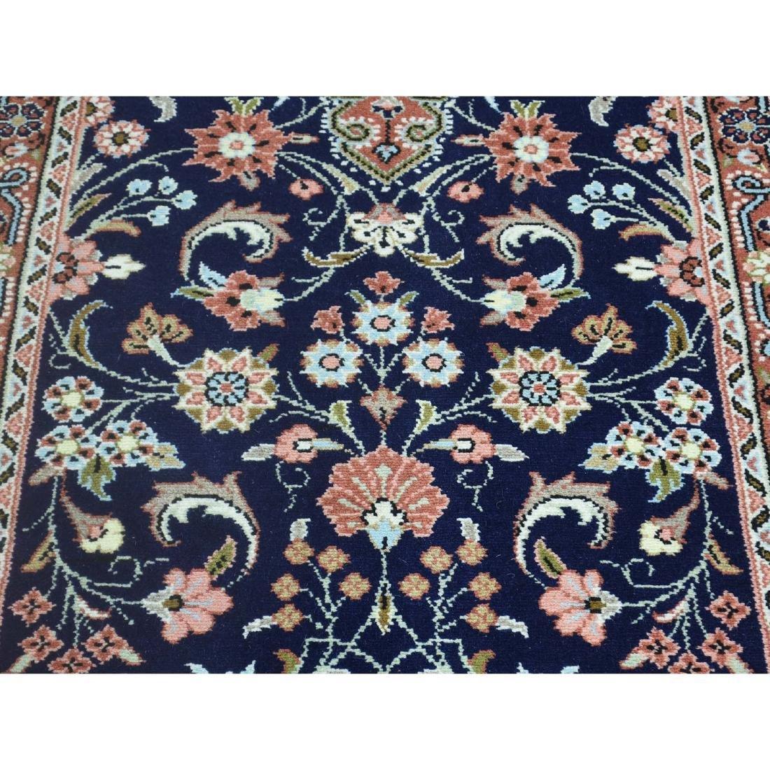 Handmade Persian Hamadan Runner Oriental Rug 2.8x10.2 - 9