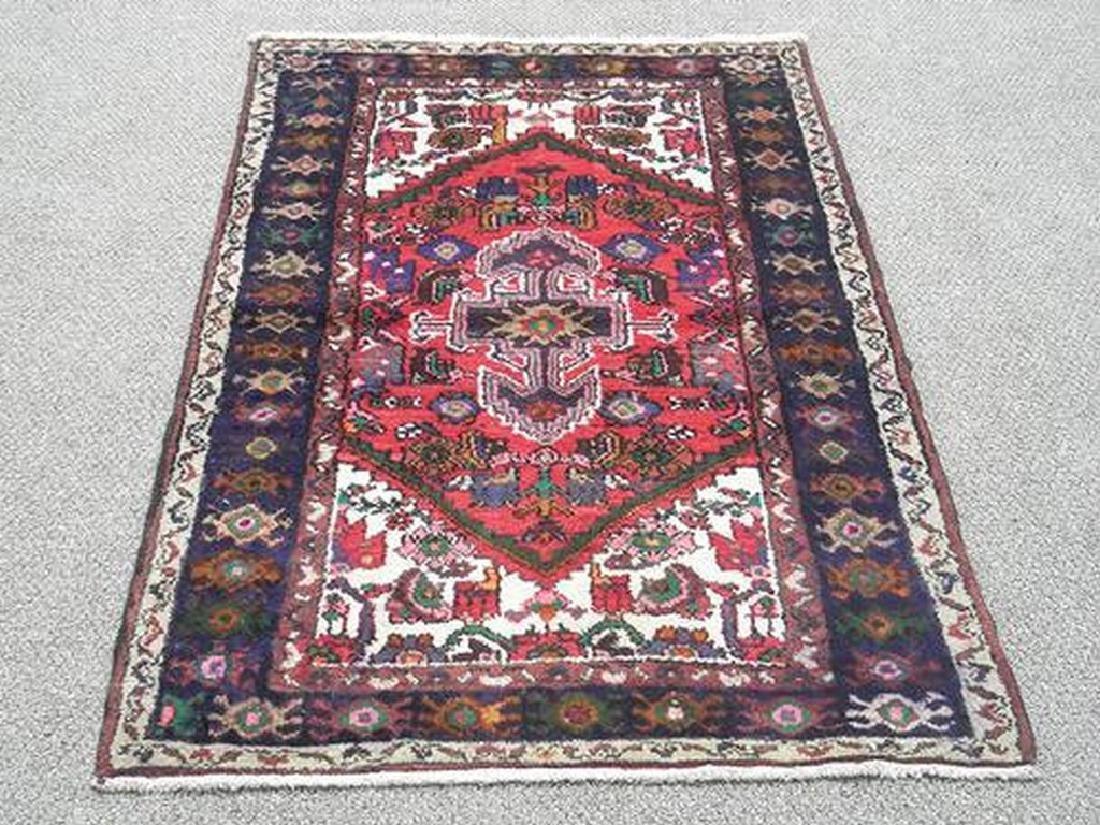 Fine Looking Hand Woven Persian Hamadan Rug 5.1x3.2