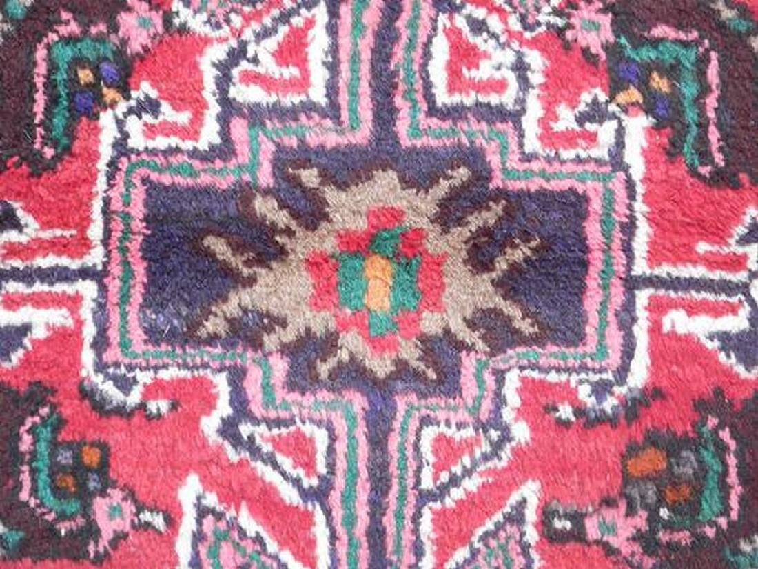 Fine Looking Hand Woven Persian Hamadan Rug 5.1x3.2 - 4