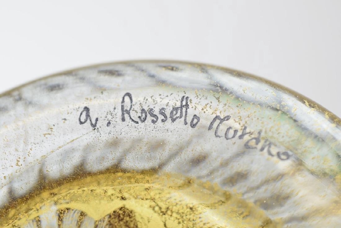 Italian Murano Amedeo Rossetto Millefiori Glass Vase - 9