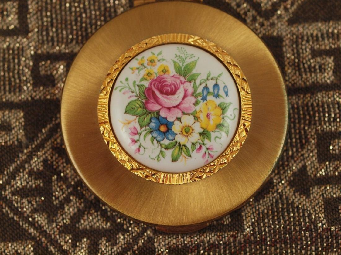 Vintage Powder Compact From Kigu England