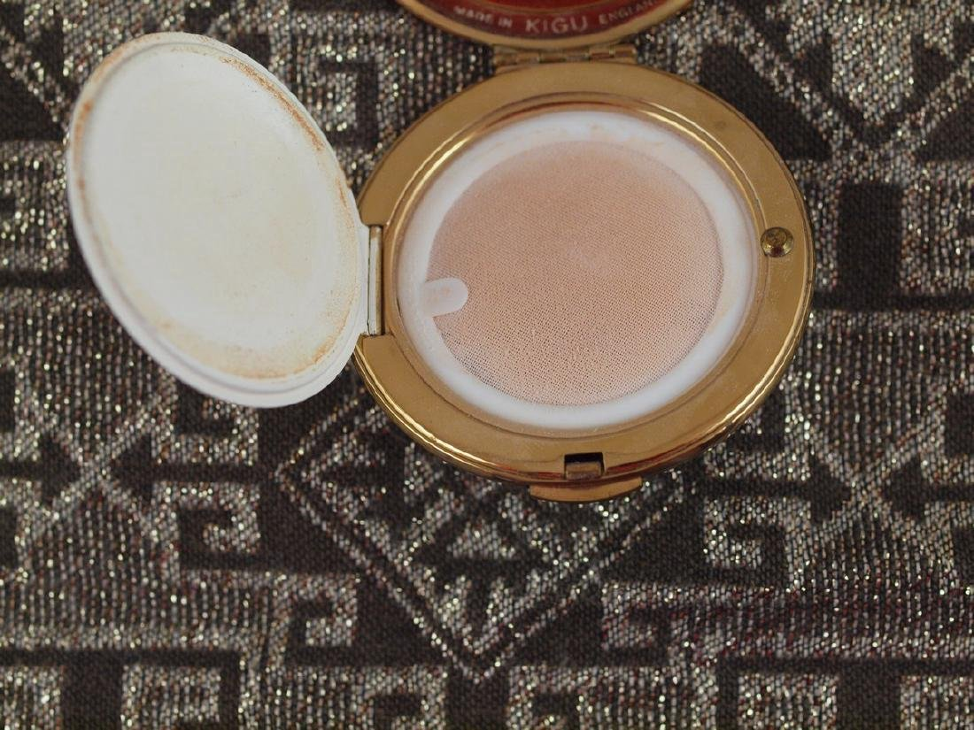 Vintage Powder Compact From Kigu England - 5