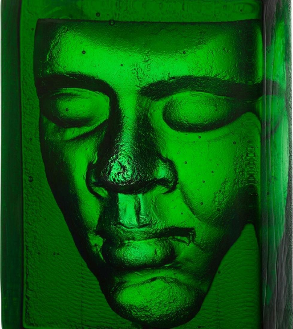 "Bertil Vallien - Kosta Boda ""Boheme"" Block/Sculpture - 2"