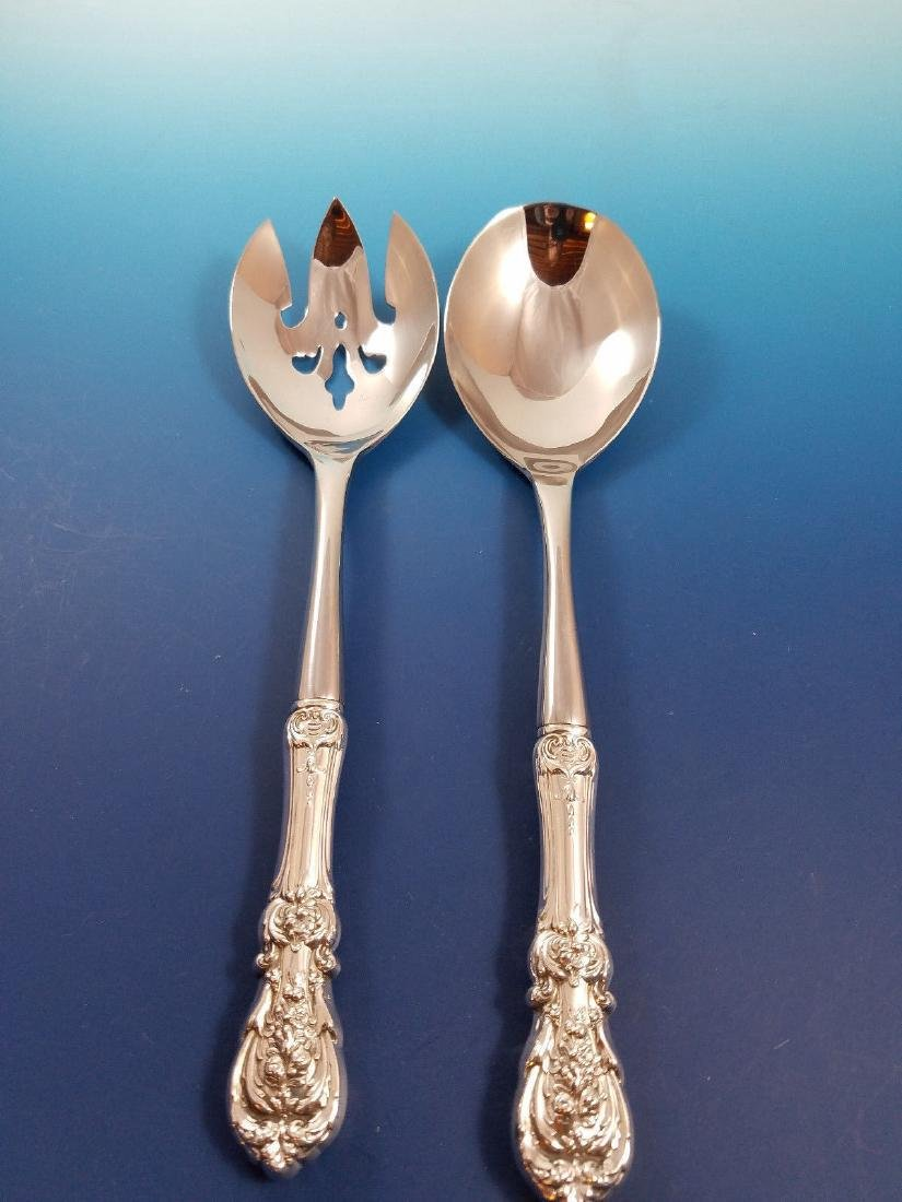 Reed & Barton Francis I Sterling Silver Salad Servers