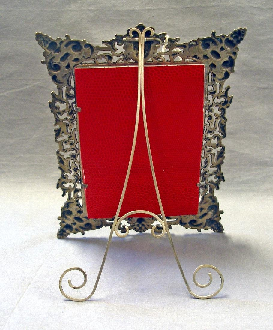 Continental 800 Silver Picture Frame - 6