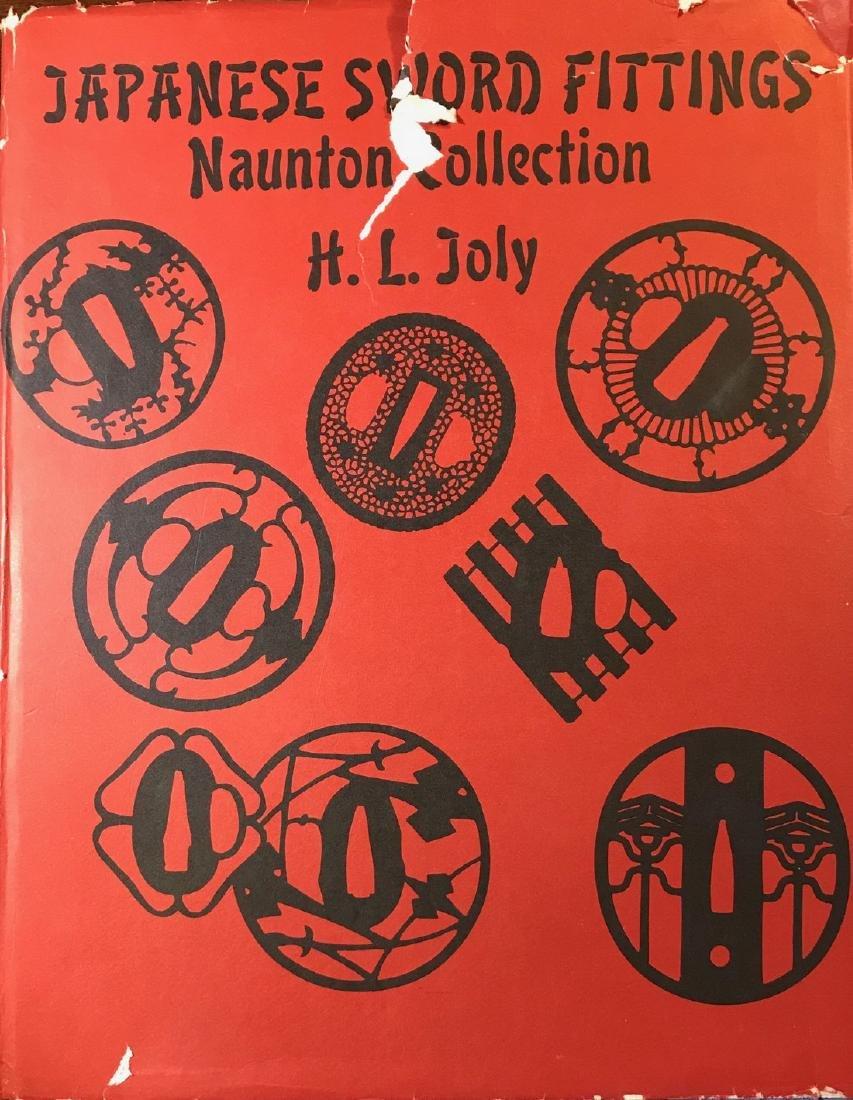 Japanese Sword Fittings: Naunton Collection Catalogue - 2