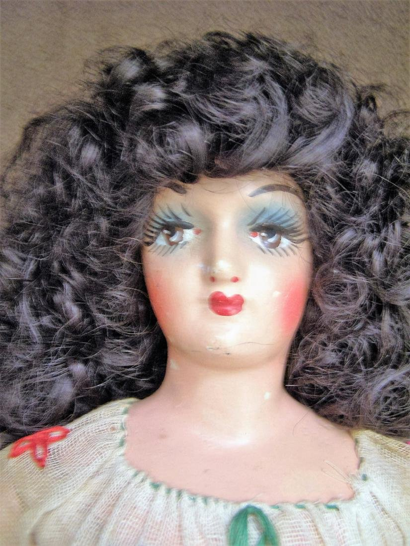 Gypsy / Exotic Boudoir / Bed Doll 1930s