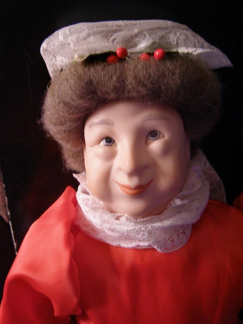 Rare Mrs. Fezziwig from Christmas Carol / Scrooge -