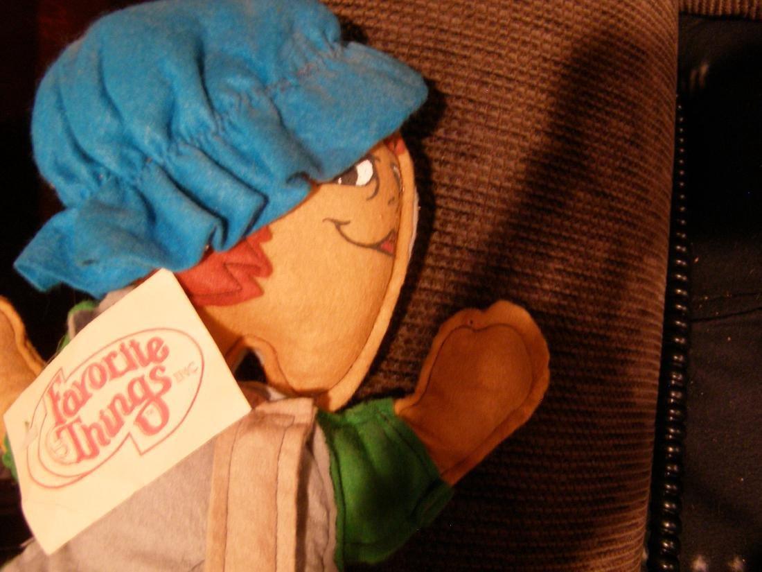 TV's Carol Burnett Show - Carol Burnett Stuffed Doll