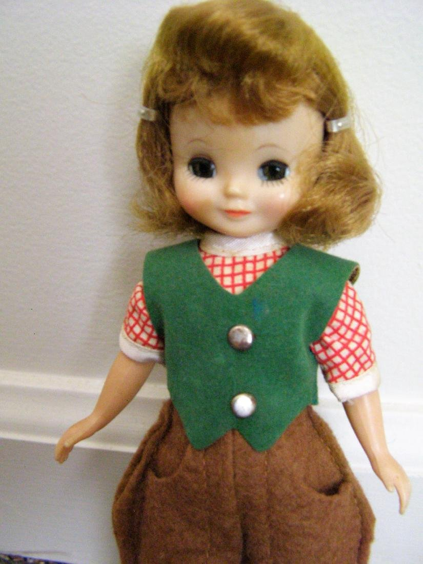"""8"""" Betsy McCall Doll - McCall Corp. Riding Outfit -"""
