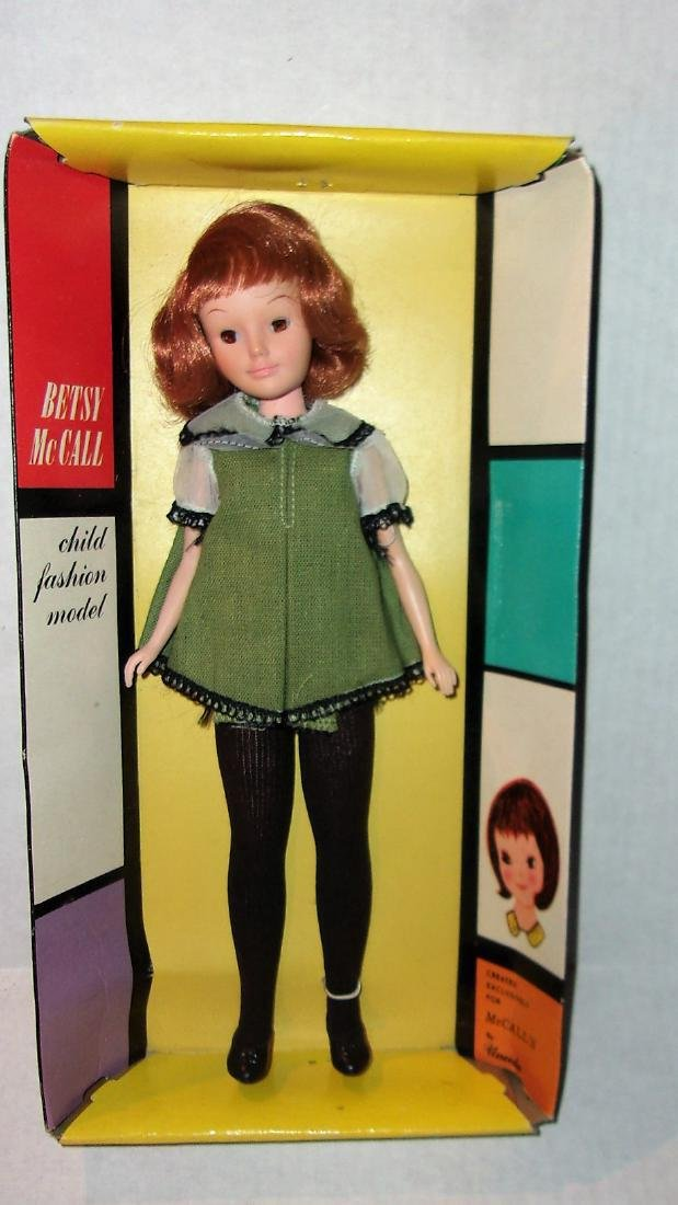 Betsy McCall by Uneeda Doll Company in Box
