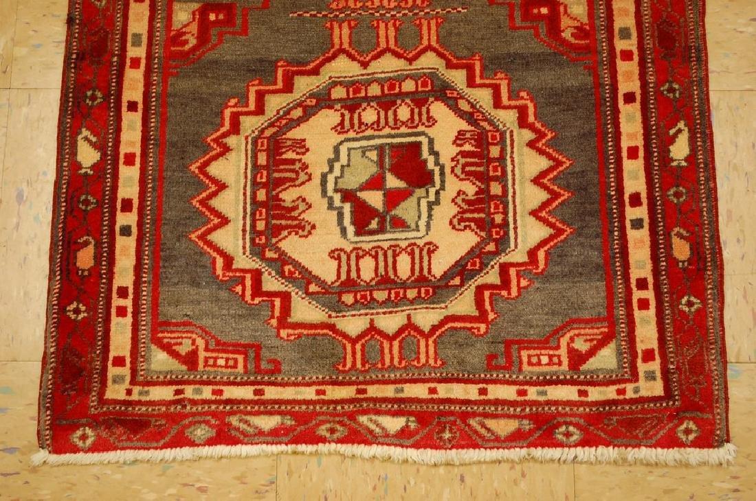 Caucasian Kazak Shirvan Design Rug 2.5x3.4 - 2