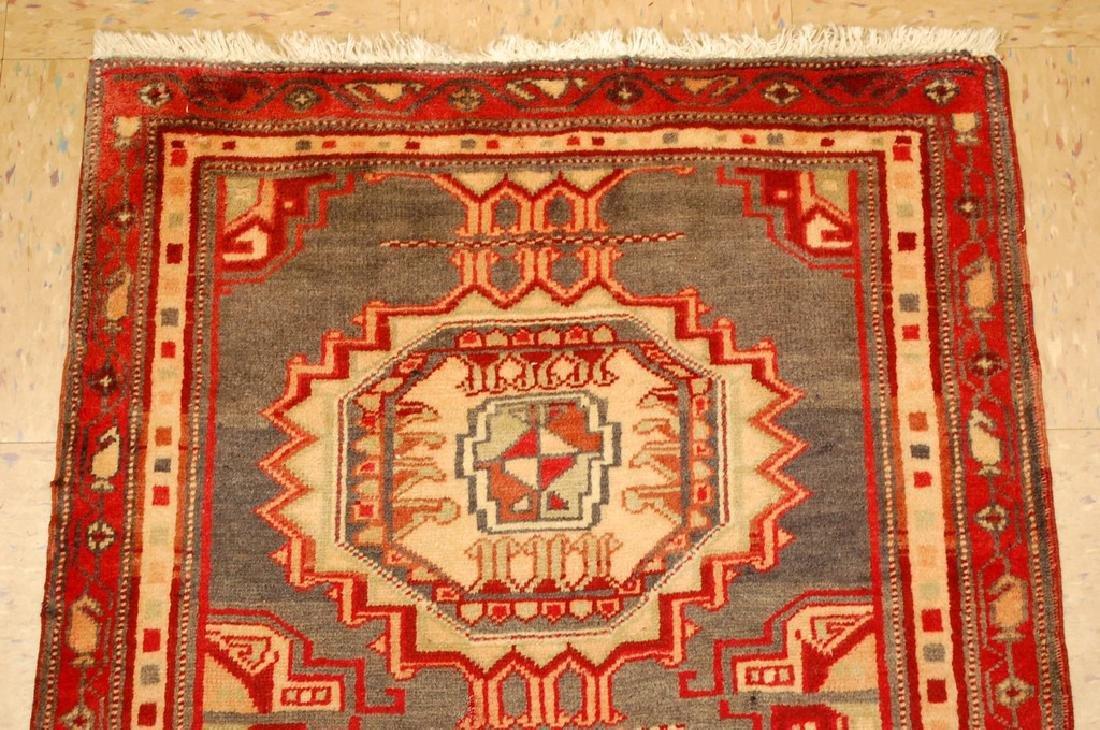 Caucasian Kazak Shirvan Design Rug 2.5x3.4 - 3