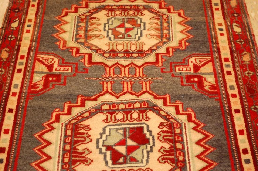 Caucasian Kazak Shirvan Design Rug 2.5x3.4 - 5