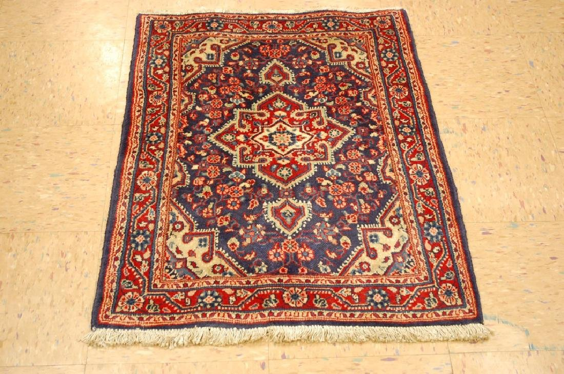 Fine Persian Sarouk Rug 2.2x3.1