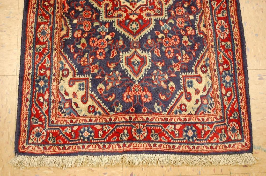 Fine Persian Sarouk Rug 2.2x3.1 - 2
