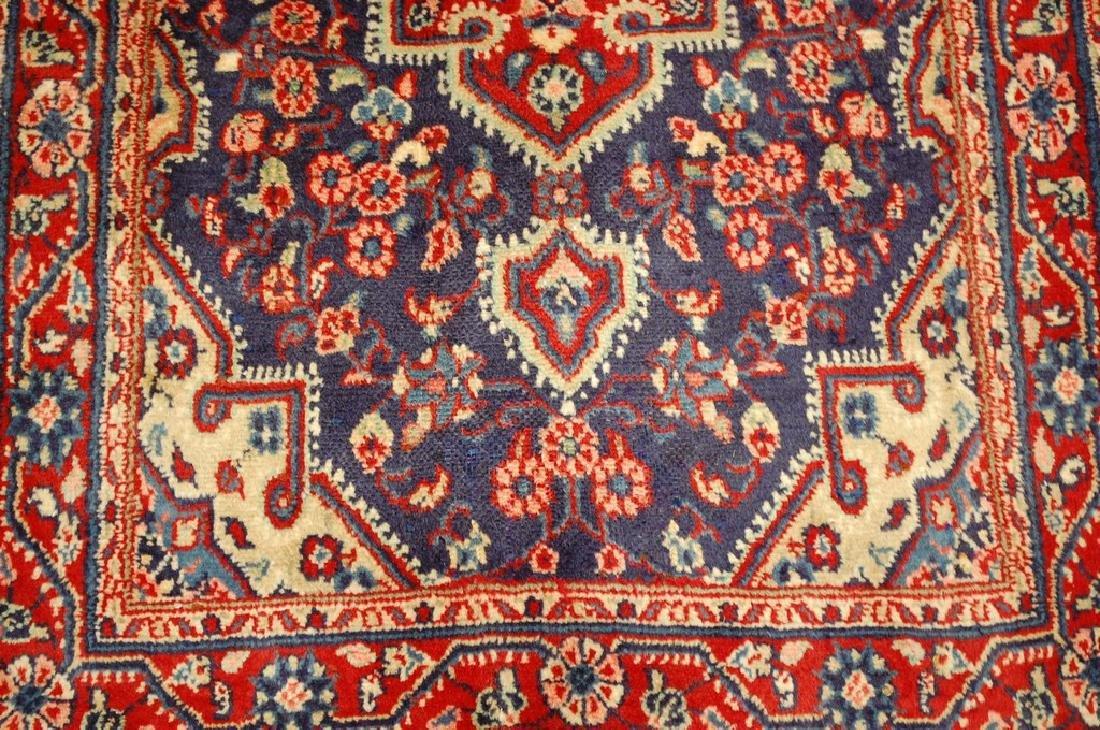Fine Persian Sarouk Rug 2.2x3.1 - 4
