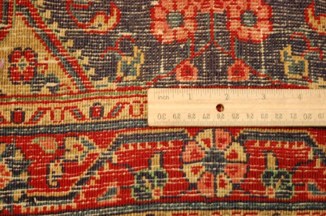 Fine Persian Sarouk Rug 2.2x3.1 - 5
