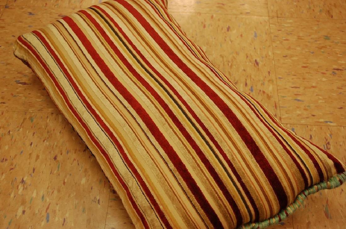 Fine Caucasian Shirvan Antique Rug Pillow 1.4x1.8 - 4